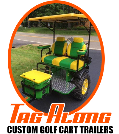 Tag Along Carts